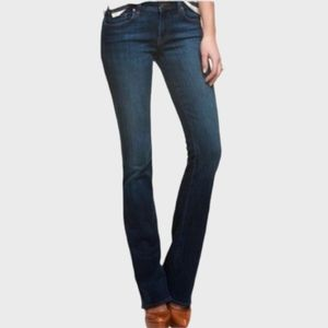 Genetic Denim Great Cond Stretch Long Flare Jeans